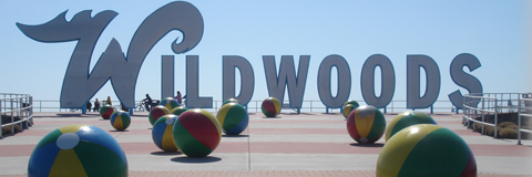 Wildwood Rentals in Wildwood Crest, North Wildwood, Wildwood